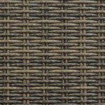 Grey Lacak | Flat Oval 6mm